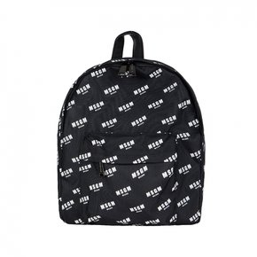[MSGM]트래드후스 MSGM BACKPACK 016461 ZAINO NERO/BLACK