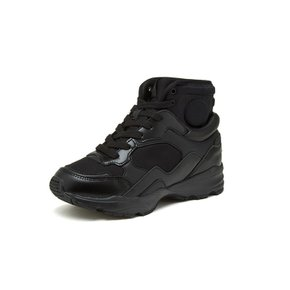 [파주점] High top sneakers(black) DG4DX18535BLK