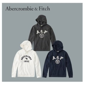 ABECROMBIE MENS APPLIQUE 풀오버후드3종 택1