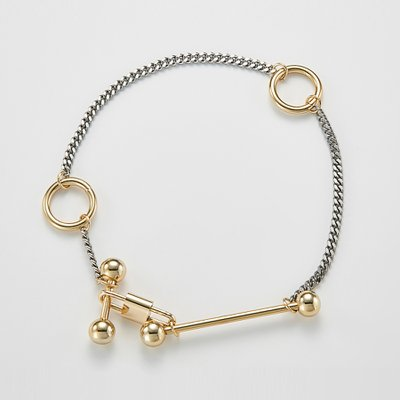 [먼데이에디션] ball & stick choker (or bracelet)