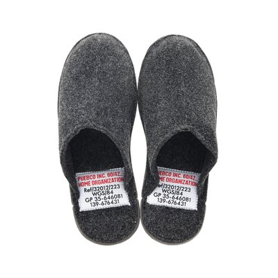 SLIPPER Small Gray