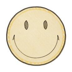 SMILE BIG RUG YELLOW