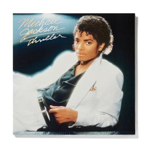 Michael Jackson - Thriller (Gatefold LP Jacket)