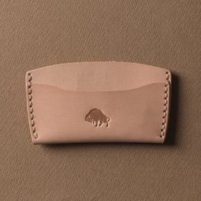 [에스라아서]No.3 Wallet - Natural