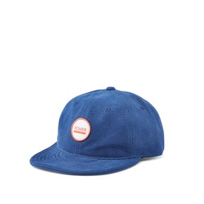 BASEBALL CAP 122 CANVAS BLUE