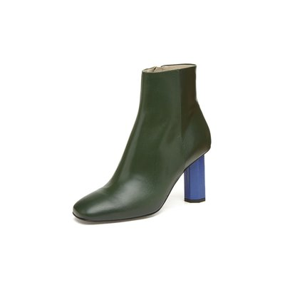 Forest ankle boots(green) DG3CX18520GRN