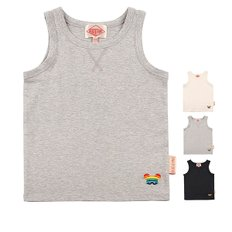 Basic rainbow pino tank top / BP7224370