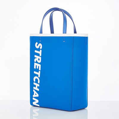 스트레치엔젤스[N.E.O] Basic basket tote bag (Blue)
