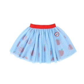 All over apple tulle skirt