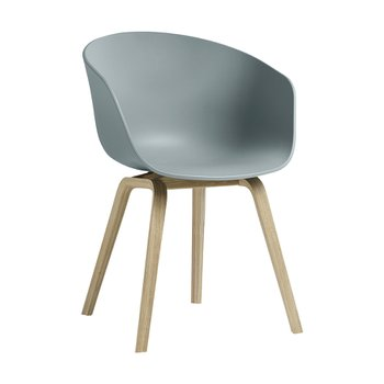 AAC22 CHAIR DUSTY BLUE