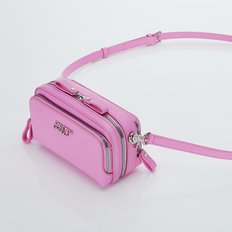 PANINI mini double bag (Hot pink)