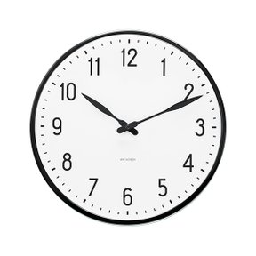 아르네야콥센 Wall Clock Station Ø29 (43643)