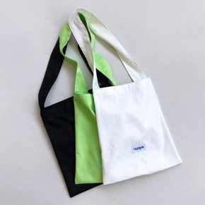 a wearable bag (black, neon, white 3 color)