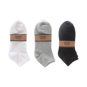 VIVRE[SCHOOL SOCKS] 단목3족