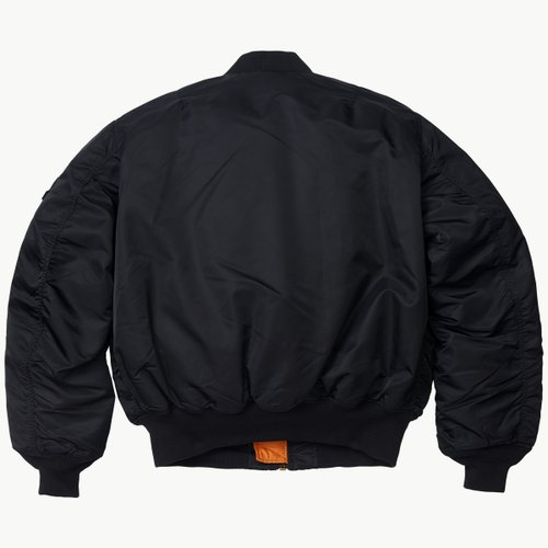 MA-1 FLIGHT JACKET BLACK