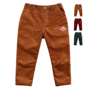 Winter fleece lining corduroy pants / BP7411315