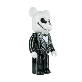 1000% BEARBRICK JACK SKELLINGTON