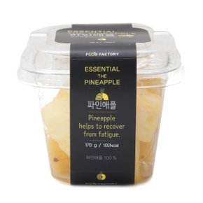 ESSENTIAL THE PINEAPPLE(파인애플) 170g