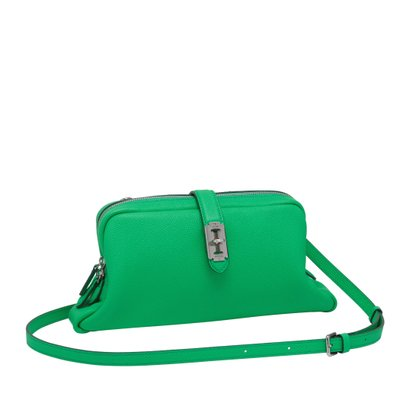 [vunque]  Toque Clutch (토크 클러치) Apple green_VQB01CU1031