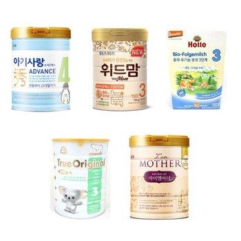 남양수/매일맘마/매일궁/코알라분유 모음전