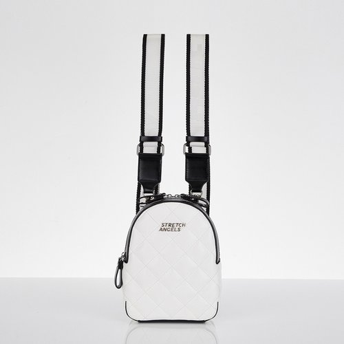Waffle backpack (Off white)