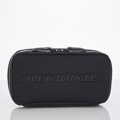 스트레치엔젤스[N.E.O] Round SQ belt bag (Black)