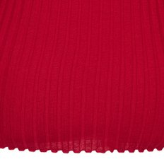 공식[EMILIO PUCCI] W_TIGHT RIB PULLOVER (RED)