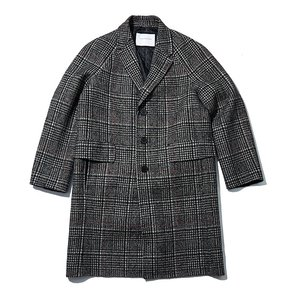 handmade woody check coat_CWCAW18851BEX