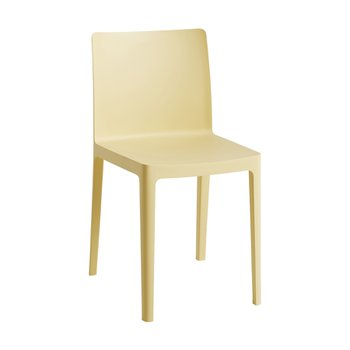 [8월 초 순차발송] ELEMENTAIRE CHAIR LIGHT YELLOW