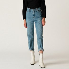 Highwaist Denim Pants_L/BL