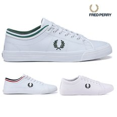 [프레드페리-Fred Perry] BEST 스테디 셀러 Kendrick Tipped Cuff Leather SFPU1914266 SFPU1936166