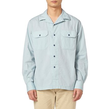 AMOS SHIRT LIGHT BLUE
