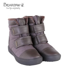 베어파우(BEARPAW) BEARTOP BROWN(womens) K345058ID-W