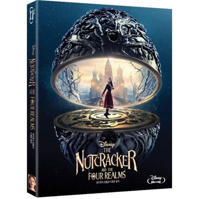 호두까기 인형과 4개의 왕국 (1 Disc) [블루레이] / The Nutcracker And The Four Realms (1 Disc) [Blu-Ray]