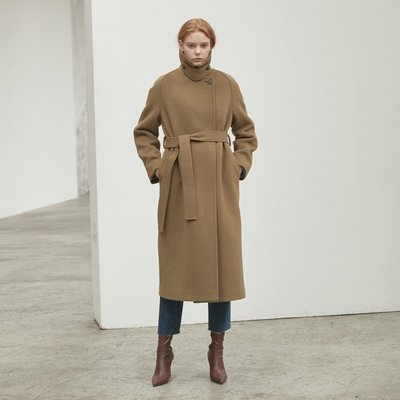 Standard double raglan coat [KA]