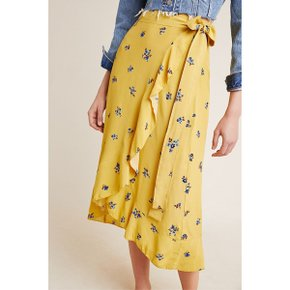 CELESTE SKIRT_YELLOW