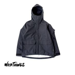 [WILD THINGS][WT17013A]MIG MOUNTAIN PARKA(NAVY)