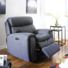 RS-11491-PRCS-1S1U  Single Reclining Chair w/ Power 리클라이너 소파