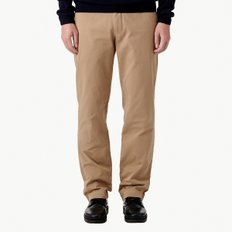 COTTON DRILL REGULAR FIT CHINO STONE