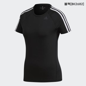 [Womens Training] D2M 티 3S 2종 [BK2682,BK2686]