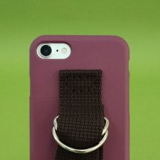 SUN CASE CRUSH BERRY BROWN (NONE)