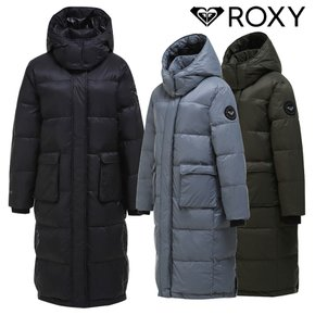 롱다운패딩 ROXY BELIEVE MAXI COAT (R841DD128)