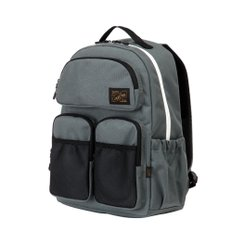 CARGOBROS - LIFE BACKPACK (GREY) 가방 백팩 메쉬백팩