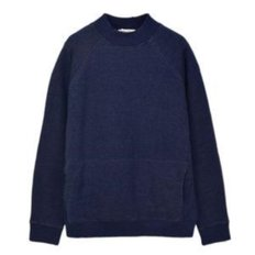 [와이엠씨] TOUCHE POCKET SWEAT NAVY NVY