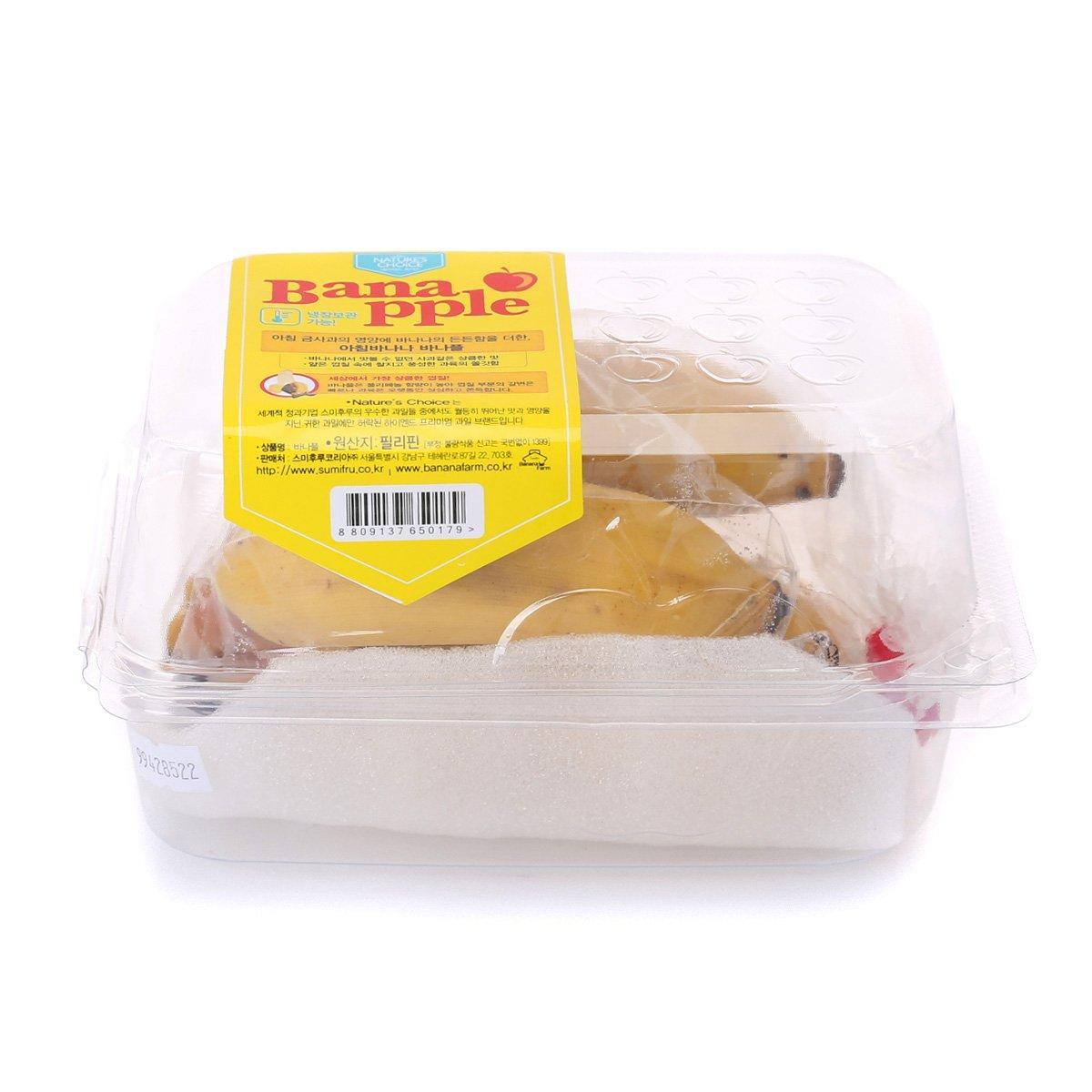 [필리핀] 바나플 바나나 400g/봉