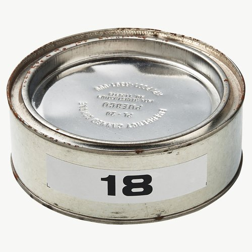 EMERGENCY CANNED CANDLE 18