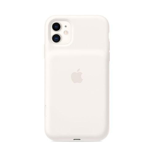 iPhone 11 Smart Battery Case - 소프트 화이트(MWVJ2KH/A)
