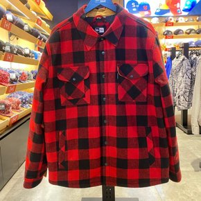 [파주점]  AP PLAID INSULATED JK94 BP RED (12142320)