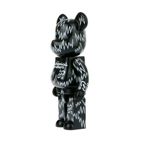 400% BEARBRICK THE CHEMICAL BROTHERS