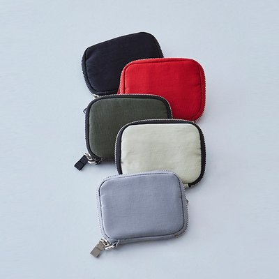 COMPACT PASS WALLET (5 color)